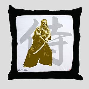 00125 Throw Pillow