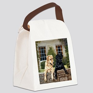 labpairprint Canvas Lunch Bag