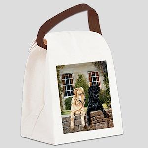labpairprint Canvas Lunch Bag