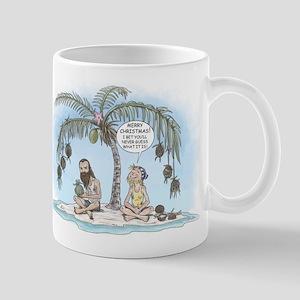 Island Christmas Gift Mugs
