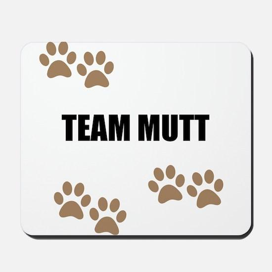 Team Mutt Mousepad