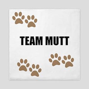 Team Mutt Queen Duvet