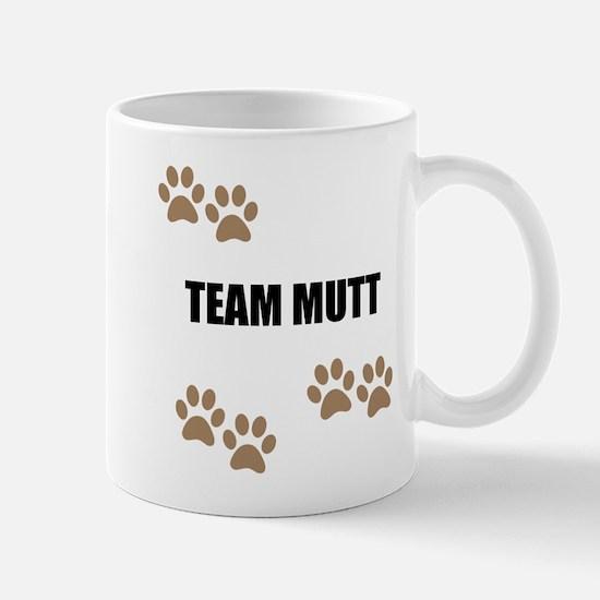 Team Mutt Mugs