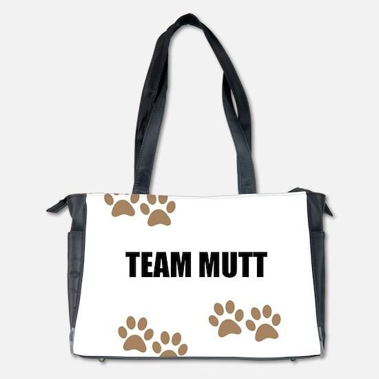 Team Mutt Diaper Bag