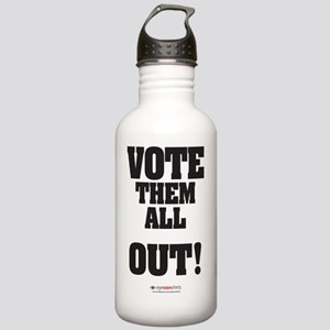 PT-119-L_VoteThemAllOu Stainless Water Bottle 1.0L