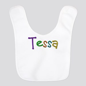 Tessa Play Clay Bib
