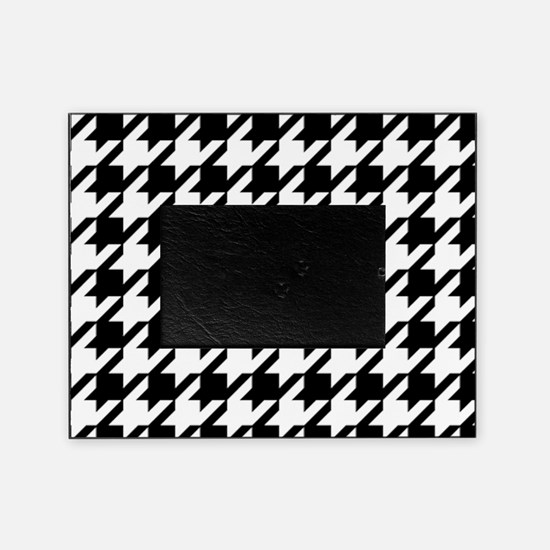 Houndstooth Picture Frame