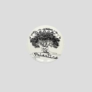 peace_in_palestine_t_shirt Mini Button