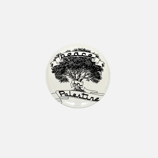 peace_in_palestine_t_shirt Mini Button