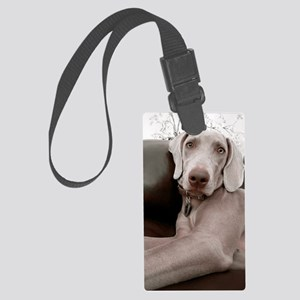 Sandy Large Luggage Tag