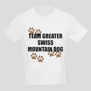 Team Greater Swiss Mountain Dog T-Shirt