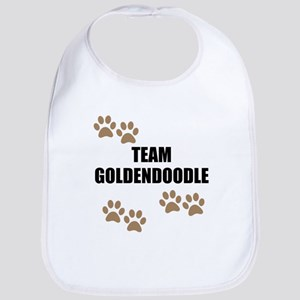 Team Goldendoodle Bib