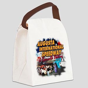 AIS Destiny Logo Canvas Lunch Bag