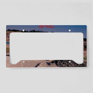 2-UNPAVED License Plate Holder