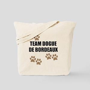 Team Dogue de Bordeaux Tote Bag