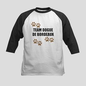 Team Dogue de Bordeaux Baseball Jersey