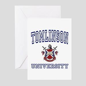 TOMLINSON University Greeting Cards (Pk of 10)