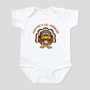 Auntie's Lil' Gobbler Infant Bodysuit