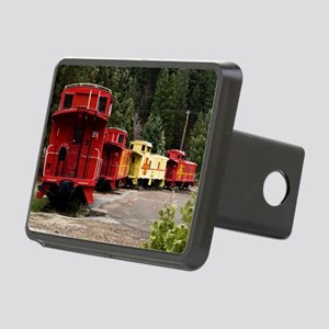 (14) caboose line Rectangular Hitch Cover