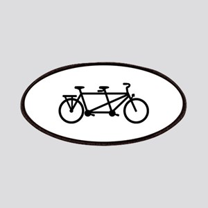 Tandem Bicycle Patches