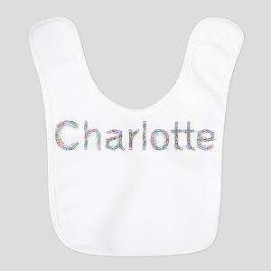 Charlotte Paperclips Bib