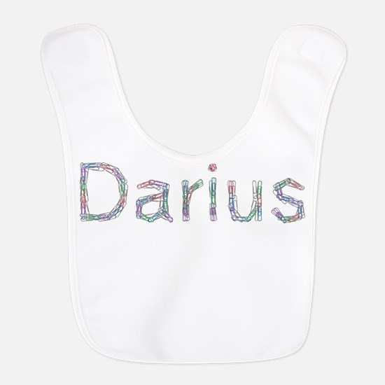 Darius Paperclips Bib