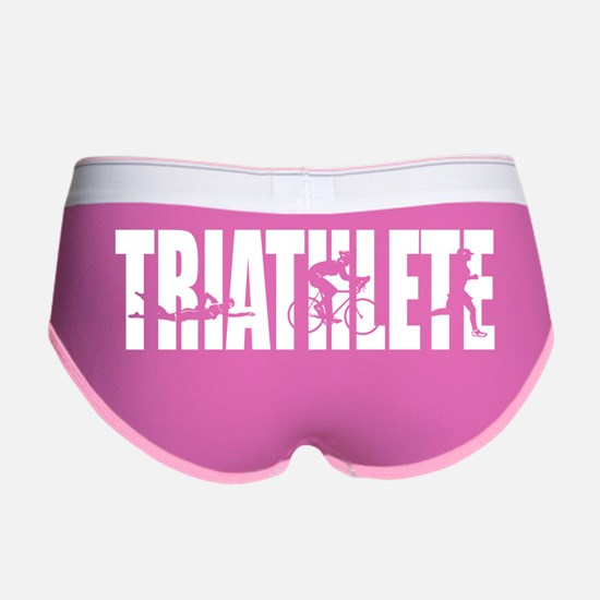 Triathlete-Women-Icon-Knockout-w Women's Boy Brief
