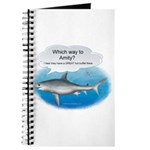 Amity Buffet Shark Journal