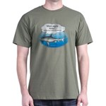 Amity Buffet Shark Dark T-Shirt