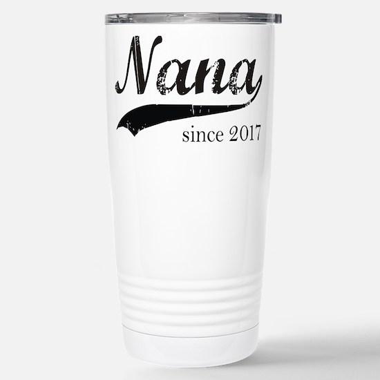 Cool Great grandmother mothers day Travel Mug
