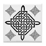 Celtic Diamond Decorative Tile