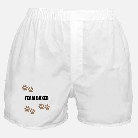 Team Boxer Boxer Shorts
