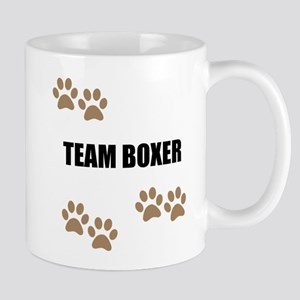 Team Boxer Mugs