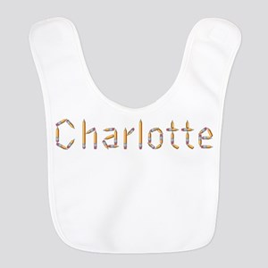Charlotte Pencils Bib