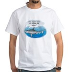 Brother the Lawyer White T-Shirt