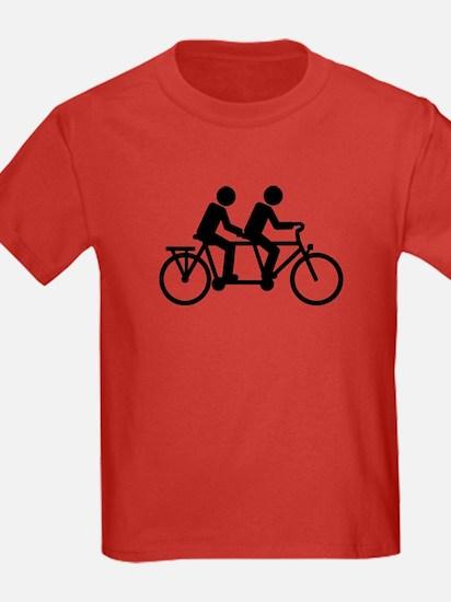 Tandem Bicycle bike T