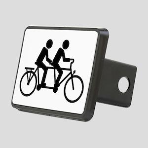 Tandem Bicycle bike Rectangular Hitch Cover