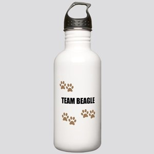 Team Beagle Water Bottle