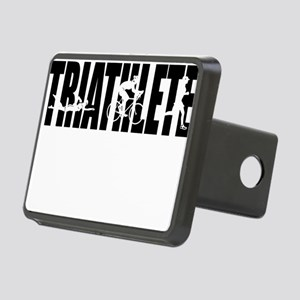 Triathlete-Women-Icon-Knoc Rectangular Hitch Cover