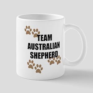 Team Australian Shepherd Mugs