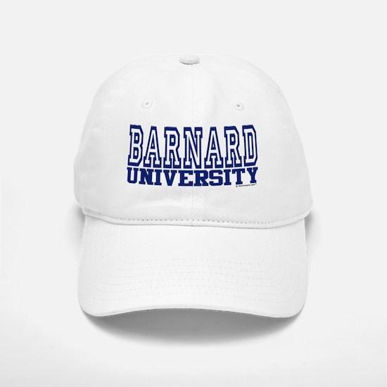 BARNARD University Baseball Baseball Cap