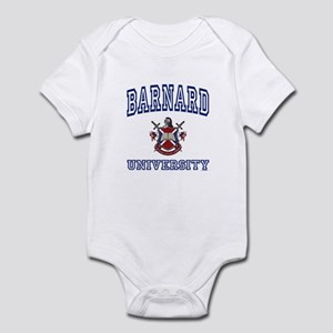BARNARD University Infant Bodysuit