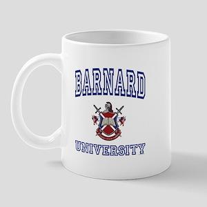 BARNARD University Mug