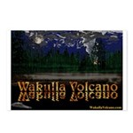 The Volcano at Night Postcards (Package of 8)