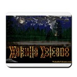The Volcano at Night Mousepad