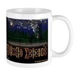 The Volcano at Night Mugs