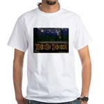 The Volcano at Night T-Shirt