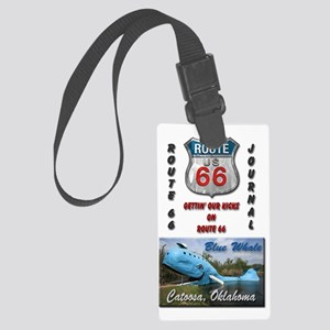 catoosa66journal copy Large Luggage Tag