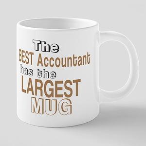 BEST Accountant Mugs