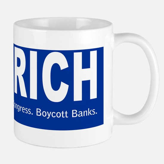 tax-rich-bumper Mug